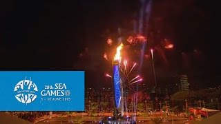 Torch Relay | 28th SEA Games Singapore 2015