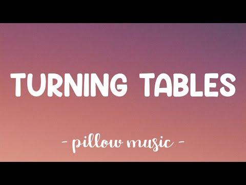 Turning Tables - Adele (Lyrics) 🎵