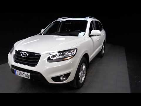 Hyundai SANTA FE 2,2 CRDi-R 4wd Style Aut., Maastoauto, Automaatti, Diesel, Neliveto, CIH-700