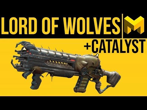 Lord of Wolves Catalyst Makes it God Tier