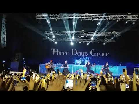 Three Days Grace - Love Me Or Leave Me (Acoustic). Live Kyiv Stereo Plaza 26.10.18