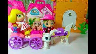 LOL Surprise Мультики Видео для детей День Рожденья Алисы много подарков Мультфильмы с игрушками