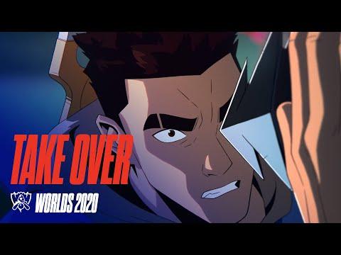 《英雄聯盟》2020 世界大賽主題曲〈Take Over〉