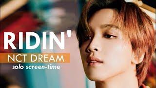 NCT DREAM 엔시티 드림 'Ridin'' (Focus/Solo Screen-Time Ranking)