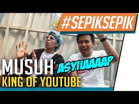 Sepik-sepik Atta Halilintar | MUSUH KING OF YOUTUBE!