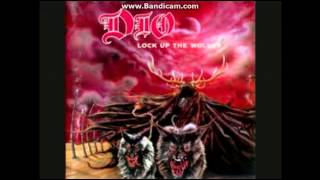 Dio                      my eyes /   lock up the wolves