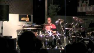 "John Macaluso ""Heal The Waters"" Live Rome"