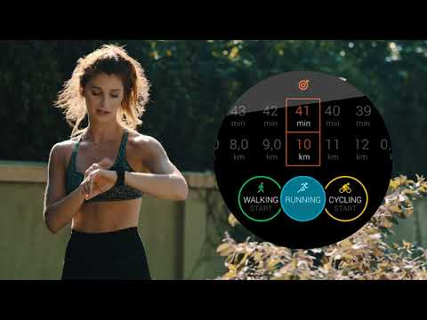 VIITA Watch - Wearable Fitness Coach