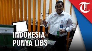 Indonesia Punya LIBS, Mesin Laser Pengidentifikasi Racun pada Makanan hingga Umur Fosil