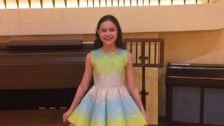 """Мария Мирова – """"Музыка Сердца"""" (Новая песня)   Отбор на славянский базар 2017"""