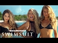 Christie Brinkley, 63, Is Back In Her Bikini With Her Daughters | Sports Illustrated Swimsuit