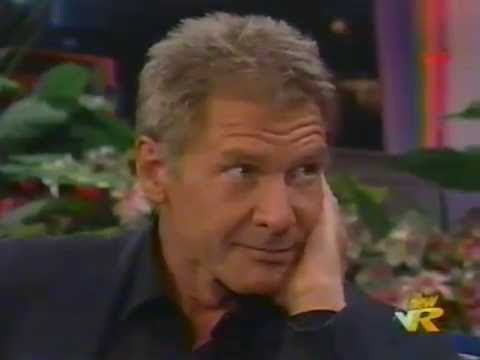 Tonight Show Jay Leno - Harrison Ford - Air Force One - 1997