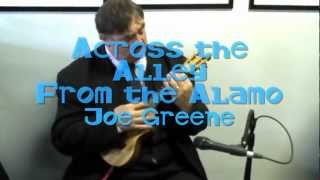 """Video thumbnail of """"Across the Alley From the Alamo (Instrumental) Ukulele"""""""