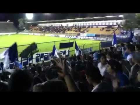 """""""La Demencia Celaya! Vamos Celaya pongan mas webos!"""" Barra: La Demencia • Club: Celaya"""