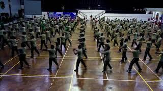 POCO POCO INDONESIA Senam poco poco TNI AD