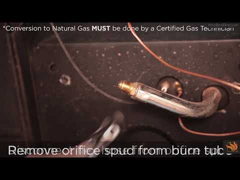 How to Convert a Fire Pit to Natural Gas