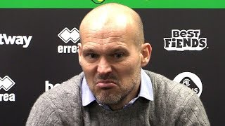 Norwich 2-2 Arsenal - Freddie Ljungberg FULL Post Match Press Conference - SUBTITLES