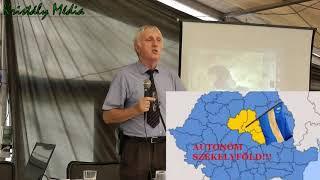 A magyarok őstörténete az ókortól. Bakk István PhS előadása. (MOGY 2019)