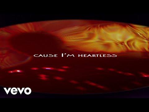 The Weeknd - Heartless (Lyric Video)