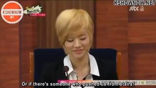 SNSD Dangerous Boys Ep 8 Cute Funny Cuts 120205