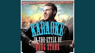 Faith in Me, Faith in You (In the Style of Doug Stone) (Karaoke Version)