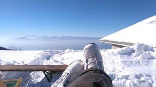 PILION SKI RESORT - ΠΗΛΙΟ GREECE (SKI & SNOWBOARD)