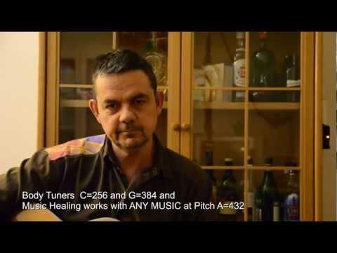 432 hz Tone for Musicians OPEN OM Open C Guitar Tunings – Shruti Box use for Healing