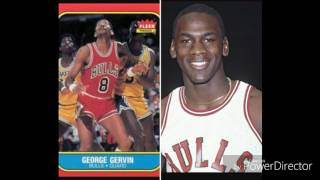 Michael Jordan Was A$$ Hole To George Gervin