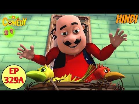 Motu Patlu 2019   Cartoon in Hindi   3D Animated Cartoon Series for Kids  John Ki Birds