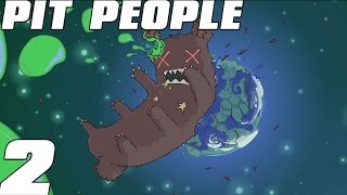 Pit People Early Access - Turn Based Castle Crashers - Lets Play Part 2