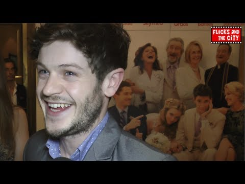 Game of Thrones Iwan Rheon Interview - Ramsay Bolton | MTW