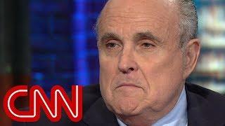 Giuliani: I know Omarosa is lying