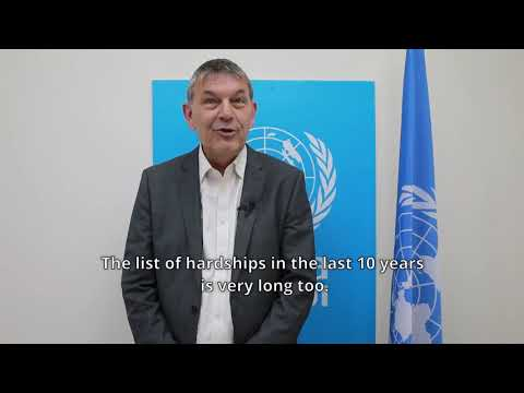 The United Nations Relief and Works Agency for Palestine Refugees in the Near East (UNRWA)