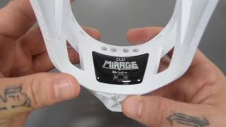 East Coast Dyes Mirage Lacrosse Head Product Video @SportStop com