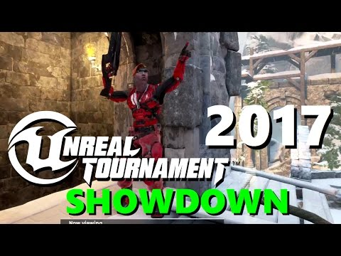 Steam Community :: Video :: SHOWDOWN! 2017 Unreal Tournament