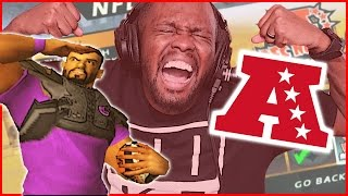 PLAYING ON THE HIGHEST DIFFICULTY!   NFL Street Walkthrough Part 19