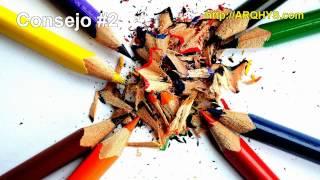 3 Consejos Para Pintar Mejor Con Lápices De Colores