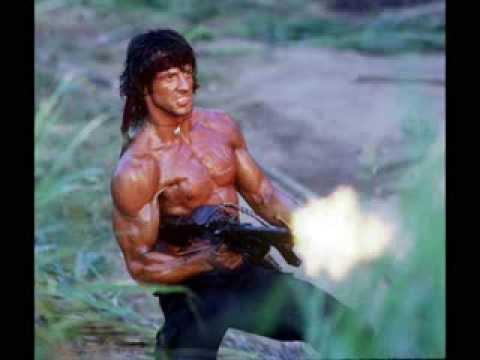 Rambo Theme Song - Jerry Goldsmith