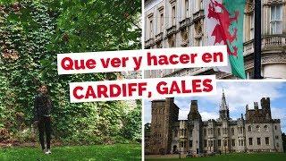 10 Cosas Que Ver y Hacer en Cardiff, Gales Guía Turística