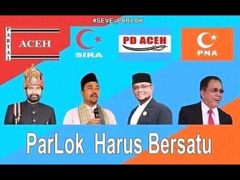 Viral, Lagu Partai Nanggroe Aceh Part 1