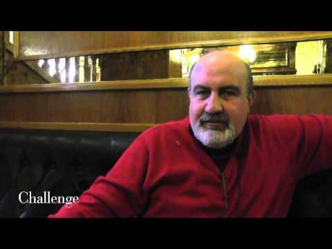 Vidéo de Nassim Nicholas Taleb