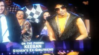 Prince delivers bad news on Arsenio