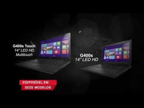 Notebook Lenovo G400s e G400s Touch