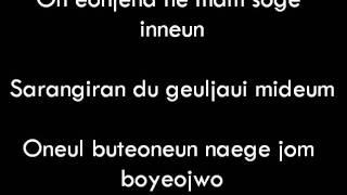 4Minute - What A Girl Wants Lyrics