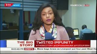 MPs bribery claims degenerates into war of words | #TheBigStory