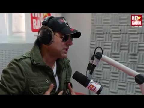 Rhany dans le Morning de Momo sur HIT RADIO - 15/01/15