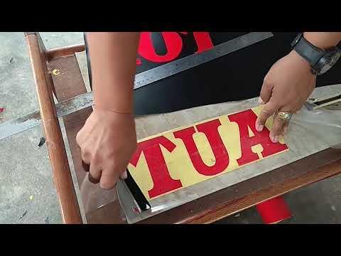 CUTTING STIKER HOT TUA DITRUCK BUAT BAPER