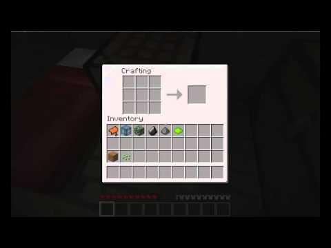 Minecraft MoreRecipes Mod