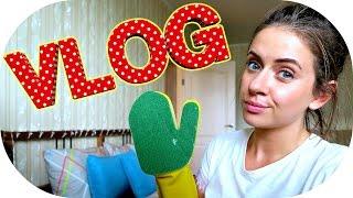 VLOG: Уборка квартиры - как я это делаю?