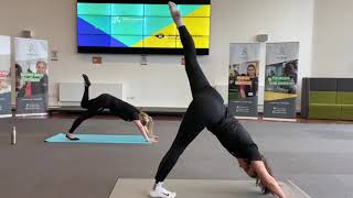 video: Join in with free online PE lessons: yoga